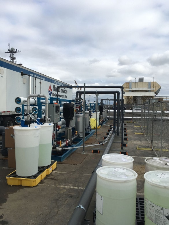 commercial reverse osmosis system installation